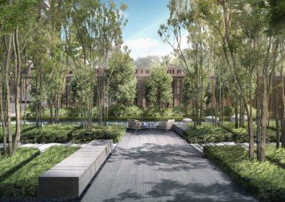 The Avenir Tranquillity Garden