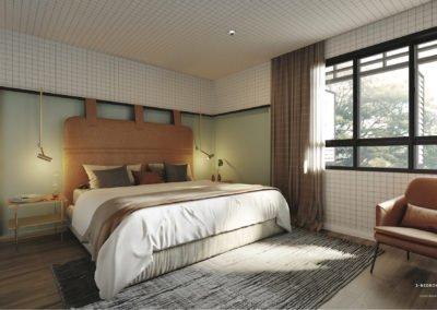 Avenue South Residence 南峰雅苑 heritage 3 bedroom master room