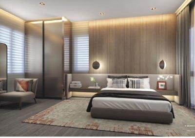 Avenue South Residence 南峰雅苑 horizon 4 bedroom master