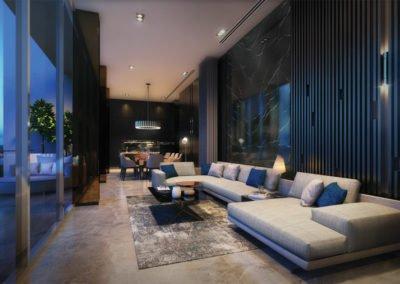 Avenue South Residence 南峰雅苑 sky function hall