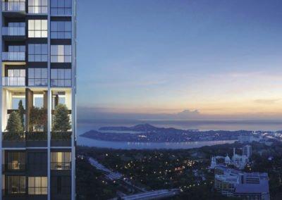 Avenue South Residence 南峰雅苑 sky garden
