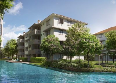 Avenue South Residence 南峰雅苑 swimming pool