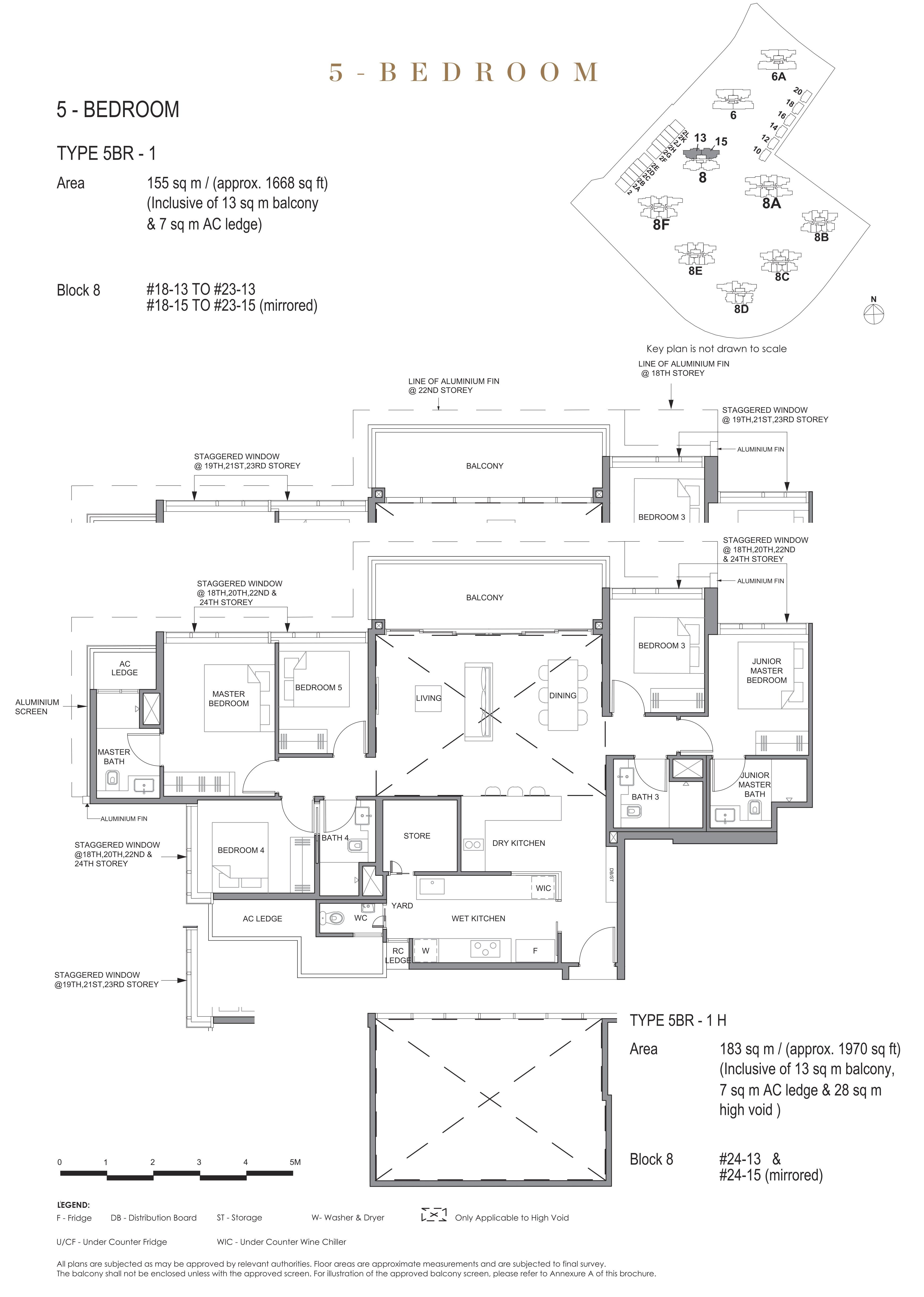 Parc Clematis 锦泰门第 elegance 5 bedroom 5卧房 5BR-1