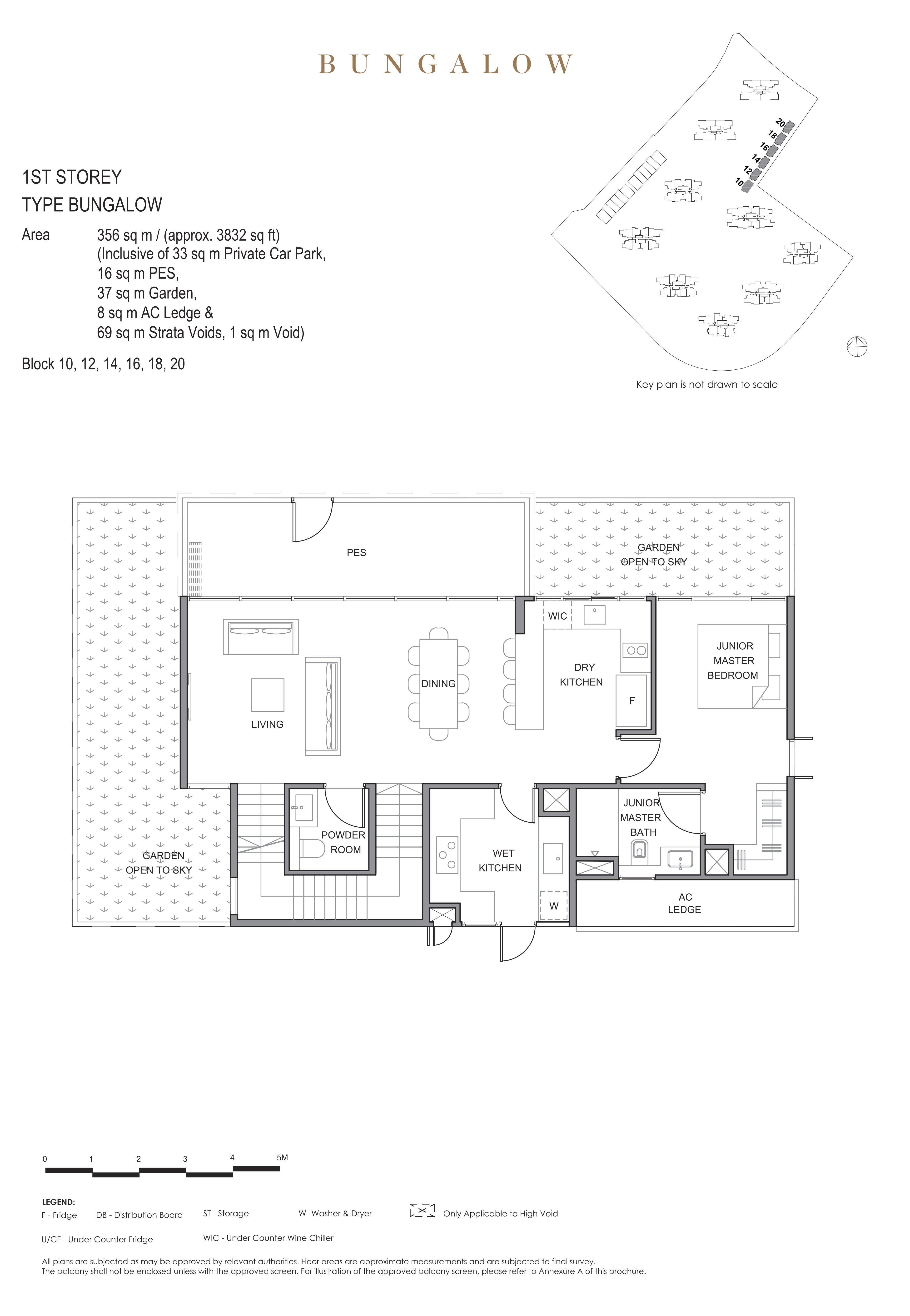 Parc Clematis 锦泰门第 masterpiece bungalow 1st storey