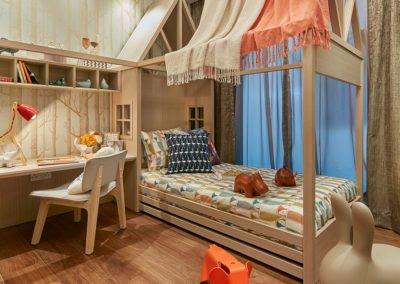 Parc Esta 东景苑 interior child bedroom
