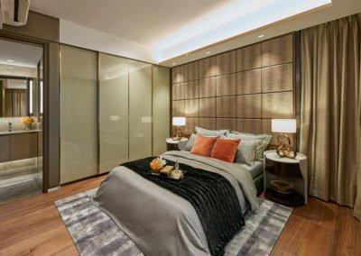 Parc Esta 东景苑 interior master bedroom