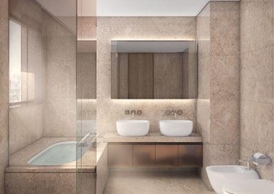 乌节三翠林 3 orchard park unit bathroom