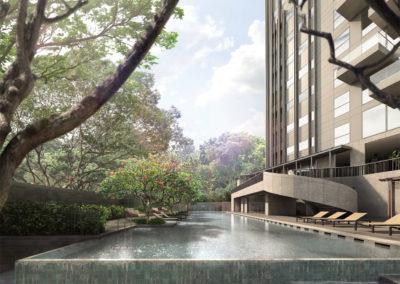 乌节三翠林 3 orchard park water
