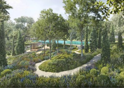 15 Holland Hill 荷兰山公寓 garden countryside
